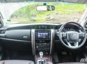 Toyota Fortuner interior gal