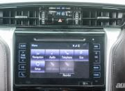 Toyota Fortuner touchscreen gal