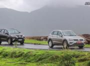 Toyota Fortuner vs Volkswagen Tiguan motion gal