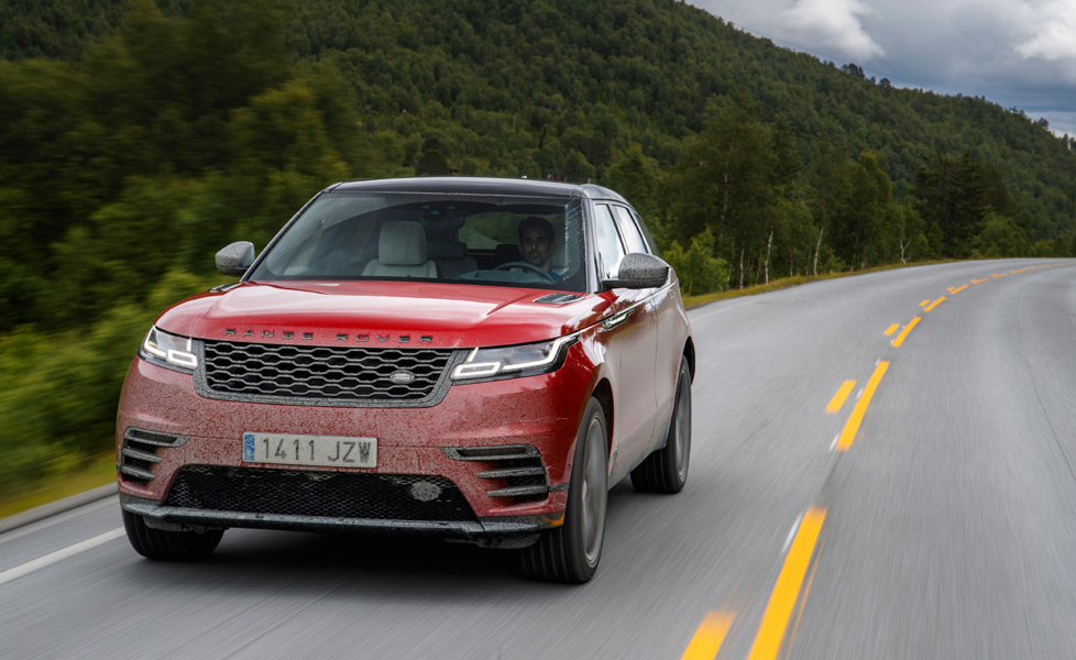 Range Rover Velar Ingenium