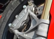 2017 Ducati SuperSport S Brembo brakes