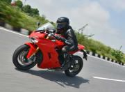 2017 Ducati SuperSport S Front Motion1