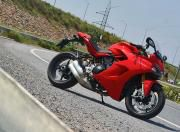 2017 Ducati SuperSport S front