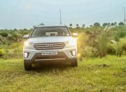 hyundai creta front light gallery
