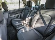 tata hexa rear seats gallery