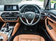 BMW 520d interior gal