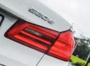 BMW 520d rear light gal