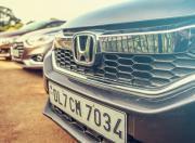 Honda City ZX i DTEC bonnet gal