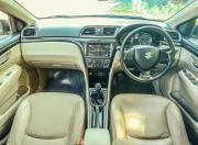 Maruti Suzuki Ciaz Alpha DDiS interior gal