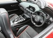 Mercedes AMG GT Roadster Interior gal