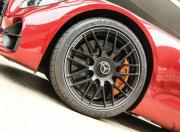 Mercedes AMG GT Roadster alloy wheel gal