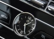 Mercedes Benz E Class dashboard clock gal