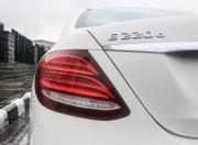 Mercedes Benz E Class rear light gal