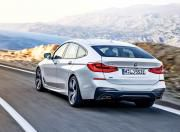BMW 6 Series Gran Turismo 640i xDrive Back Three Quarter Motion