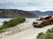 2018 Dacia duster front three quarter1