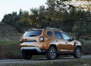 2018 Dacia duster rear1