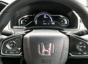 Honda Clarity Fuel Cell steering gal