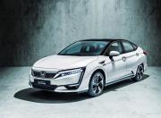 Honda Clarity front three quarter gal