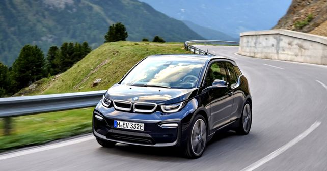 Bmw I3 To Launch In India At Auto Expo 2018 Autox