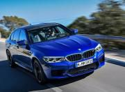 new 2018 bmw m5 image front dynamic