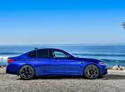 new bmw m5 image side profile