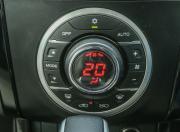 Isuzu MU X driving mode selector gal