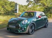 Mini Cooper S JCW Pro Edition front three quarter gal