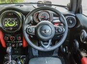 Mini Cooper S JCW Pro Edition interior gal