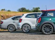 Octavia RS vs Polo GITI vs MINI Cooper S gal2