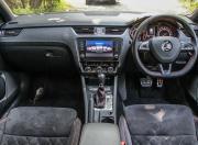 Skoda Octavia RS interior gal