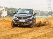 Tata Hexa XT AWD action2 gal