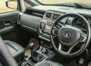 Tata Hexa XT AWD interior gal