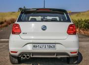 VW Polo GTI rear