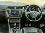 Volkswagen Tiguan interior gal