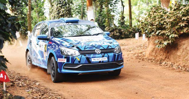 Kadur Beats Ghosh In Indian National Rally Championship Autox