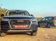 2018 Audi Q5 front