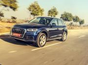 2018 Audi Q5 motion