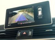 2018 Audi Q5 screen