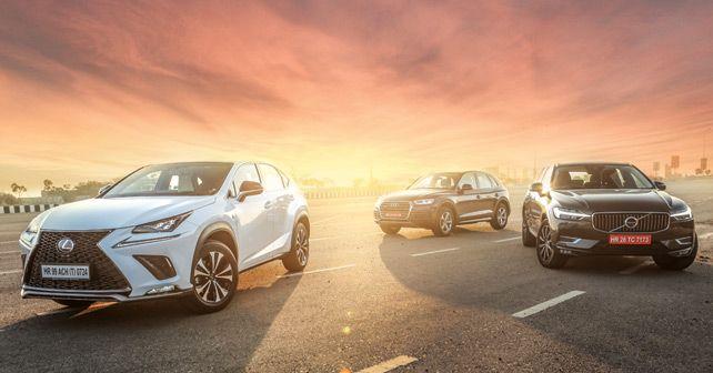 Lexus Nx 300h Vs Audi Q5 Vs Volvo Xc60 Comparison Autox