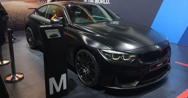 Auto Expo 2018 Bmw Launches X6 Petrol Updated M3 M4 Autox