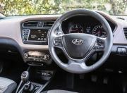 Hyundai Elite i20 interior