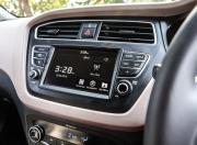 Hyundai Elite i20 lcd screen