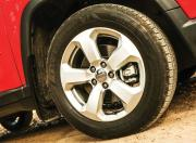 Jeep Compass AT alloy wheel