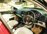 Jeep Compass AT interior