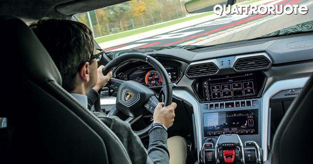 Lamborghini Urus Review Lamborghini Urus Prototype Review First