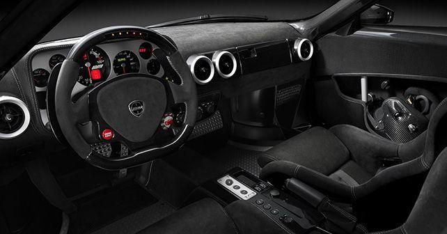 Lancia Stratos Modern Reincarnation To Go Into Production Autox