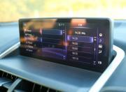 Lexus NX 300h infotainment screen