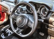 Maruti Suzuki Swift steering