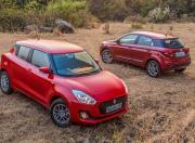Maruti Suzuki Swift vs Hyundai Elite i20