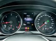 Volkswagen Passat instrument cluster